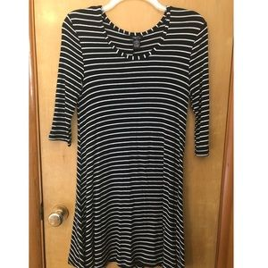 Rue21 | Striped t-shirt dress